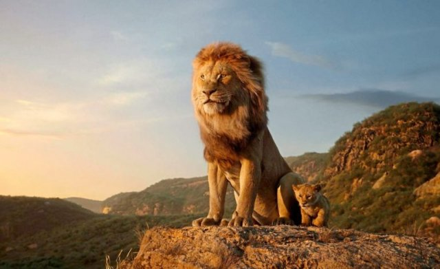 Will The Lion King be submitted for Best Animated Feature for the Oscars