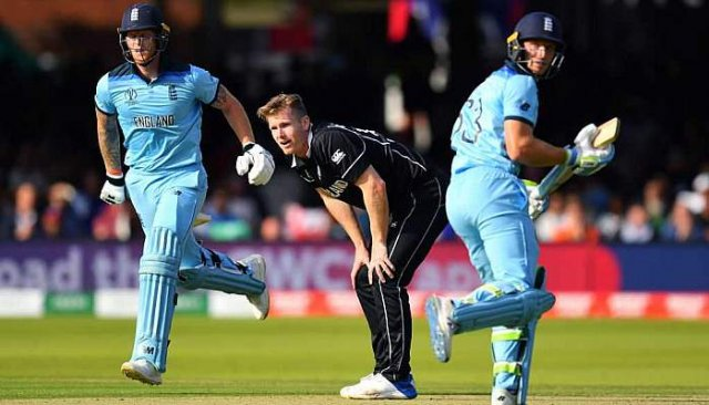 e-Syndicate ICC World Cup 2019 Review – England VS New Zealand