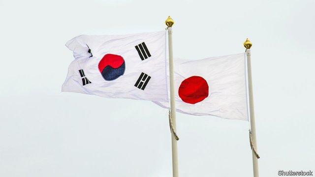 trade war between Japan and South Korea