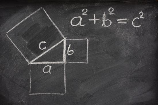 Pythgoras' theorem