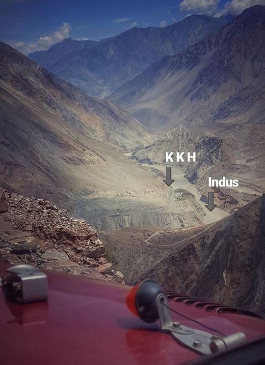 Indus and Karakoram