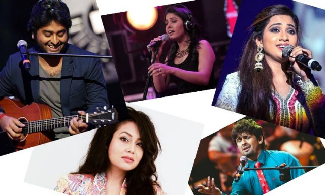 Top Ten Bollywood Singers of 2019