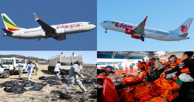 Boeing crash