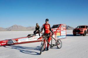 Denise Mueller-Korenek: The Fastest Cyclist in the World