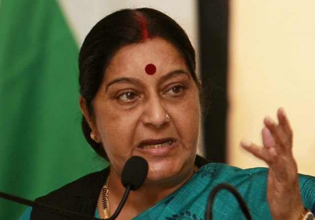 Indian Politician Sushma Swaraj passes away at the age of 67