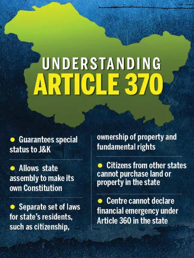 Jammu Article 370