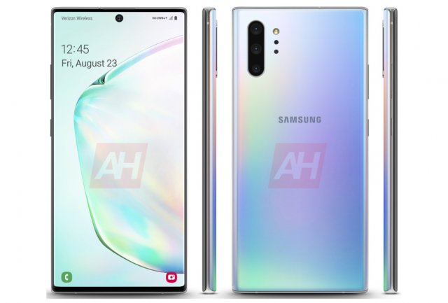 Samsung Galaxy Note 10 to be launched on 7th August