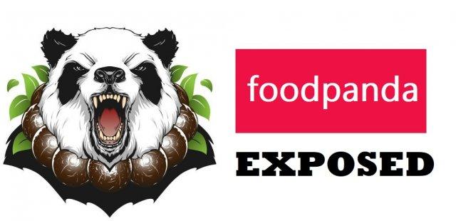 foodpanda exposed