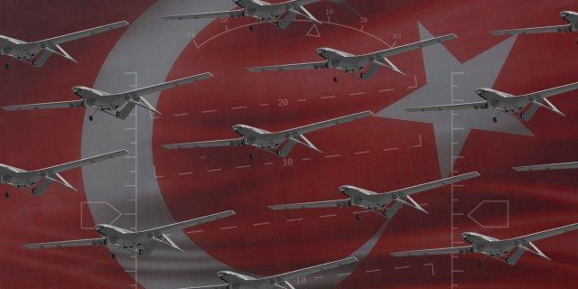 Turkey UAVs