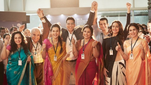 Mission Mangal shines at the Box Office