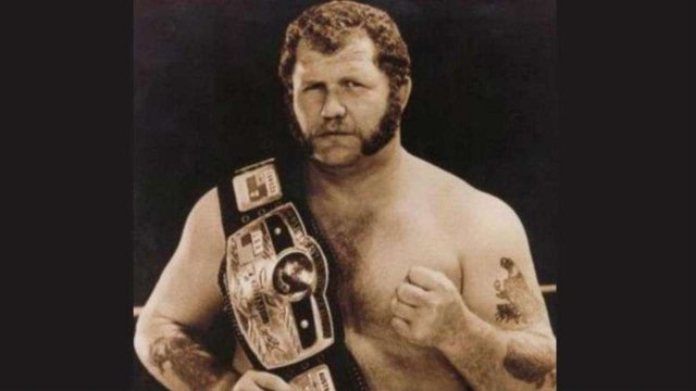 Wrestling Legend Harley Race