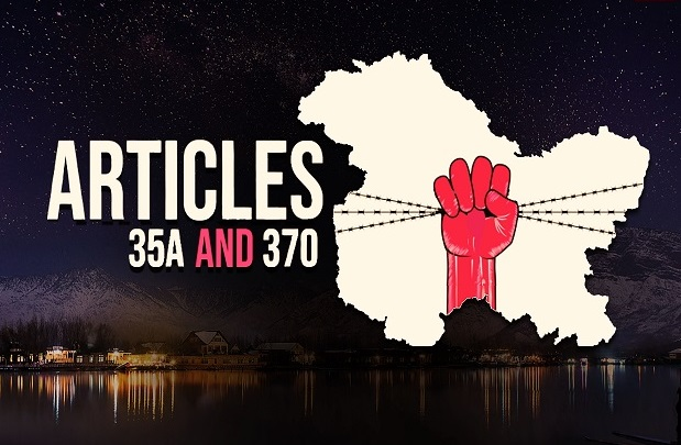 Article 370 and 35A