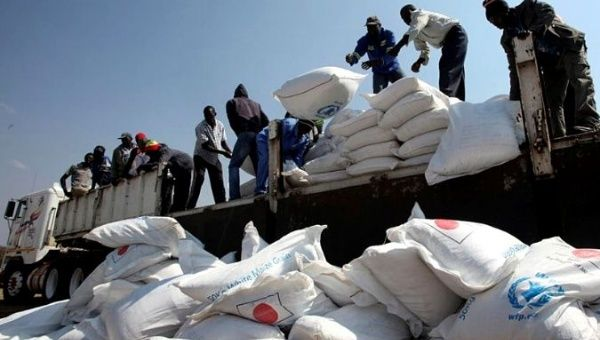 UN report suggests over 2 million Zimbabweans are on the brink of starvation
