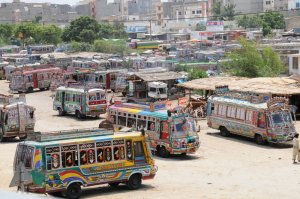 RTA approves 14 bus routes for 200 NEW Public Buses in Karachi
