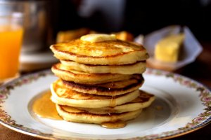 How to make Pancakes at home
