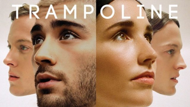 Zayn and SHAED Releases 'Trampoline'