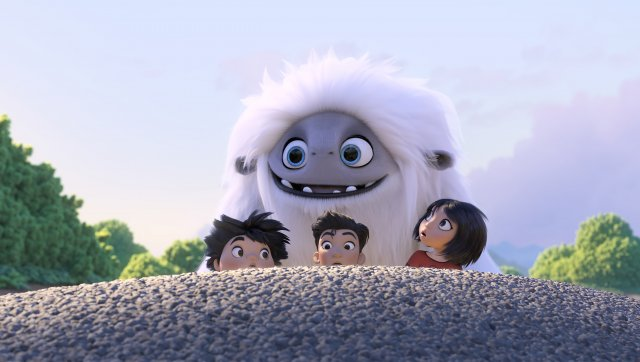Abominable tops Box Office!
