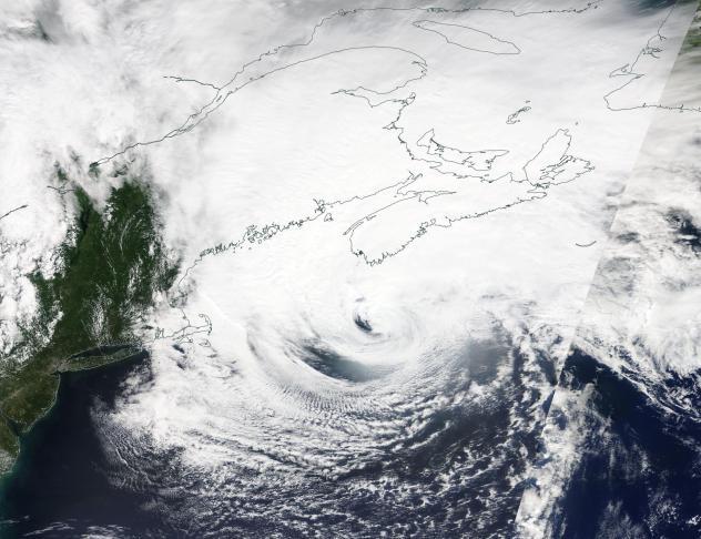 Hurricane Dorian Category 2