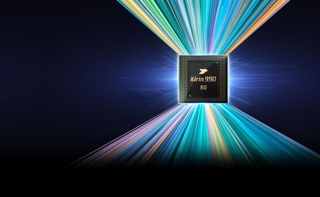 Huawei unveils the integrated 5G Kirin 990 for the Mate 30