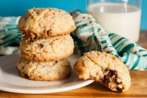 How to make Coconut Chocolate Chip Cookies at Home