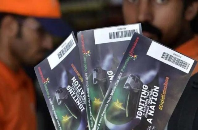 Cricketers receive heavy demands for tickets to witness Sri Lanka series