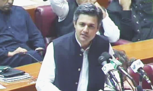 Hammad Azhar says tough economic decisions have started showing results