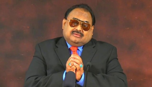 Altaf Hussain charged again with dread offence