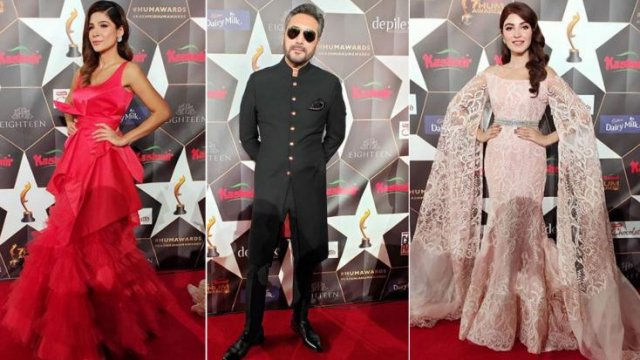 Hum Awards 2019: A Glimpse in Photos
