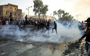 The death toll in Iraq increases to 90+in the midst of ongoing Protest