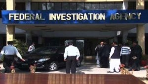 FIA arrests a manfor abusing and blackmailing a woman