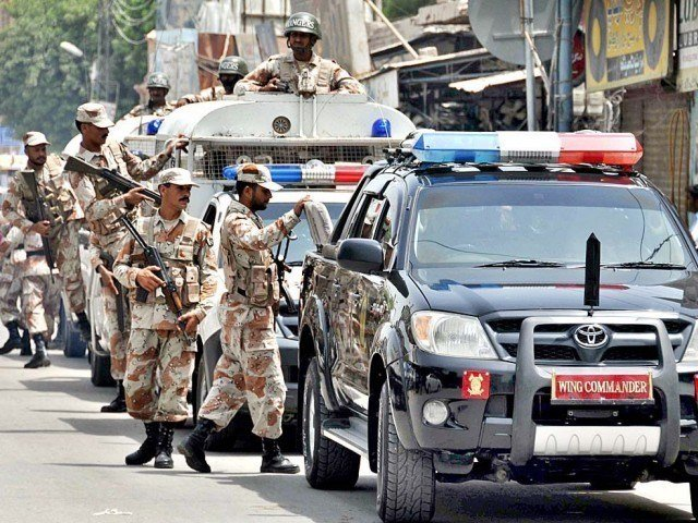 The Pakistan Rangers (Sindh) will now continue to their exercise their responsibilities in the provincial capital until January 1, 2020