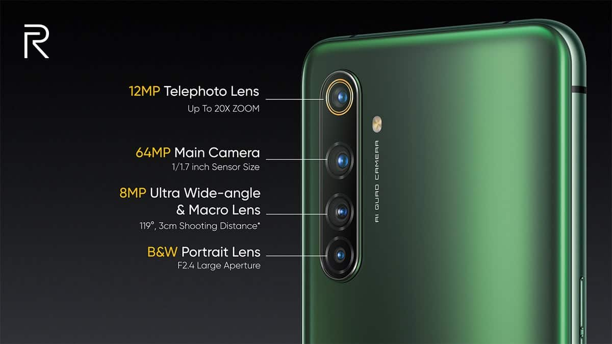 Realme X50 Pro 5G - 5