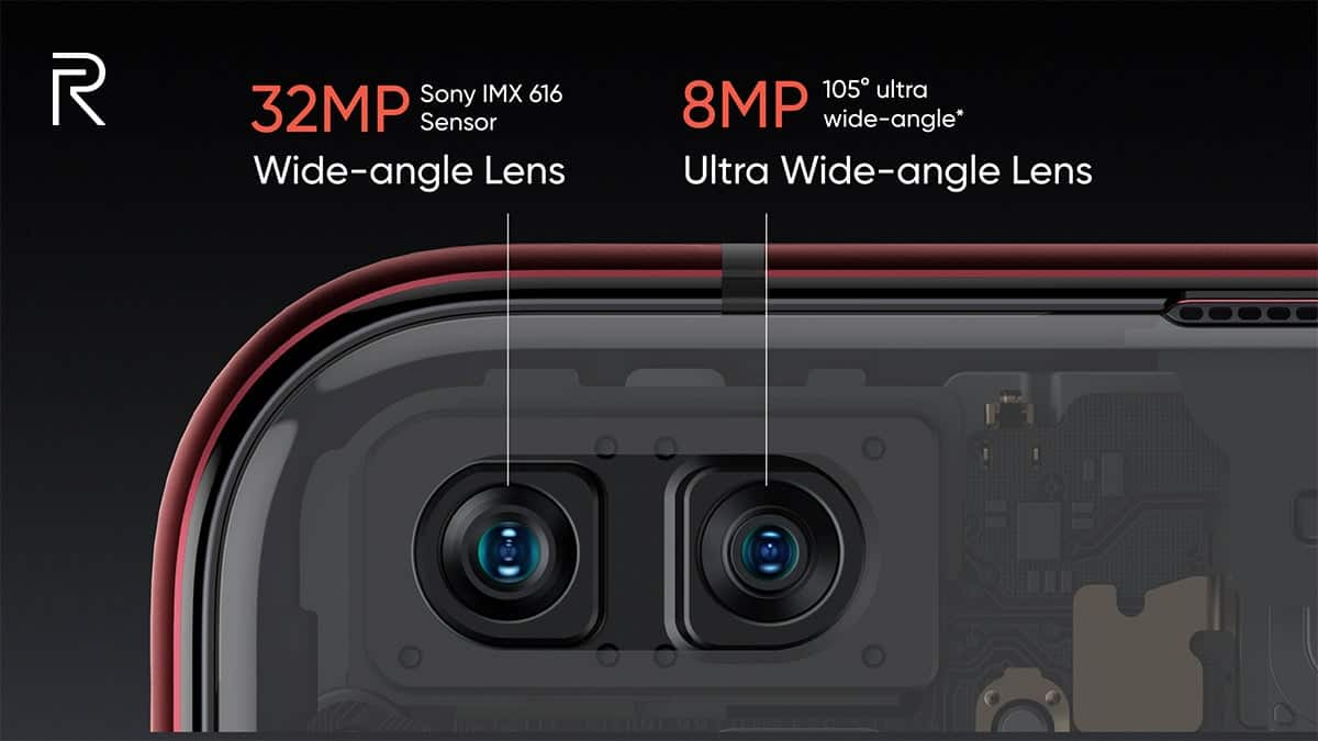 Realme X50 Pro 5G - 6