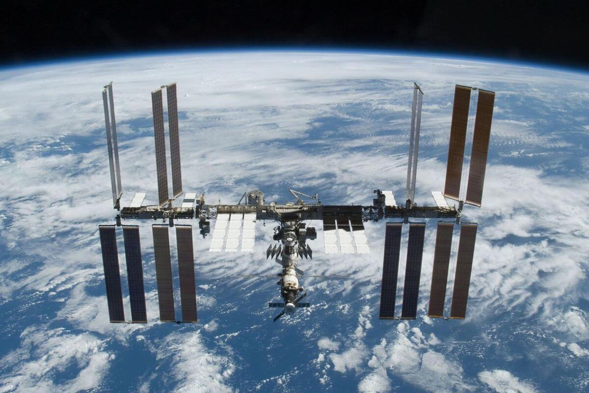 NASA is working on a film to be shot in space with actor Tom Cruise